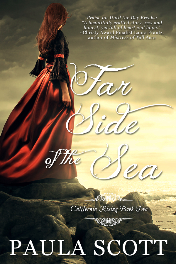 Far Side of the Sea eBook Cover Proof
